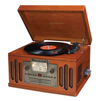 Crosley Musician 5-in-1 Entertainment Center